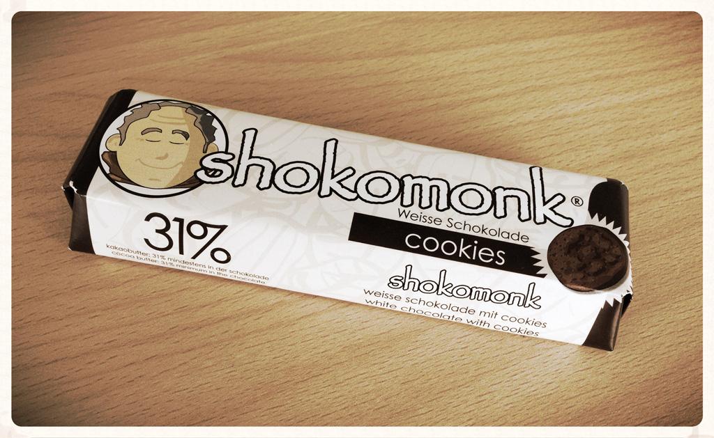 shokomonk cookies