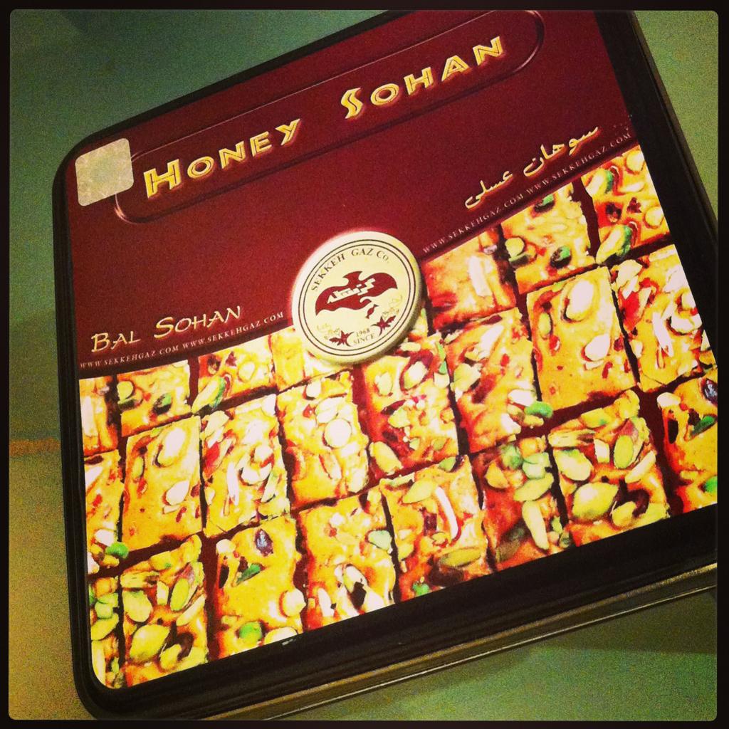 Honey Sohan