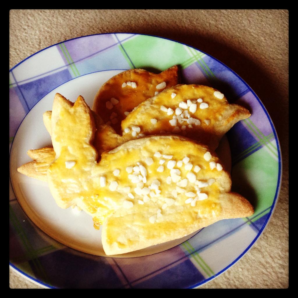 Osterhasen-Kekse